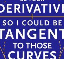 Graph Jokes Sticker
