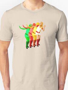 France Gall colorful amazing design! Unisex T-Shirt