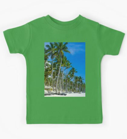 Caribbean dream Kids Tee