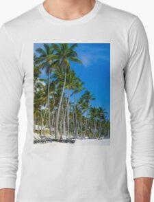 Caribbean dream Long Sleeve T-Shirt