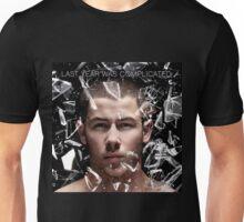 NICK JONAS COMPLICATED Unisex T-Shirt