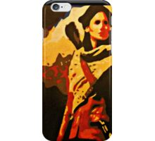 Katniss Everdeen from The Hunger Games iPhone Case/Skin