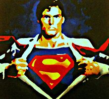 Becoming Superman by Matthew Colebourn
