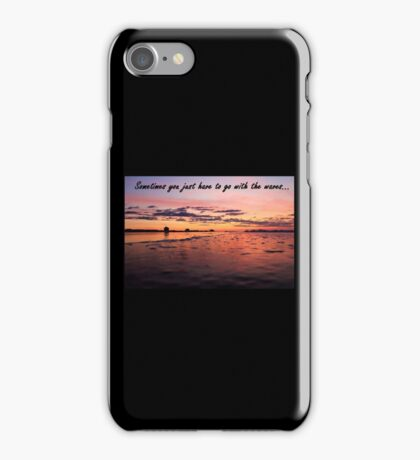 Ocean Landscape iPhone Case/Skin