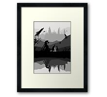 Tale of the Three Brothers Framed Print