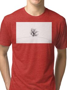 Ampersand Shrub by Cheyenne Austin Tri-blend T-Shirt