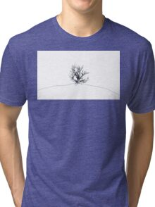 Ampersand Shrub by Cheyenne Austin Tri-blend T-Shirt