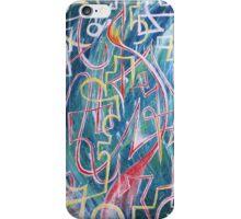 Navy Heart iPhone Case/Skin