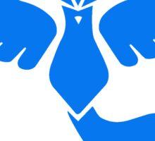 TEAM BLUE POKEMON GO Sticker