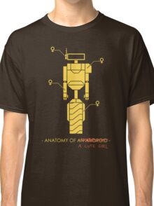 Abridged Anatomy of a... Classic T-Shirt