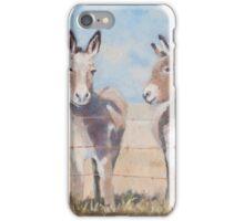 Three Amigos iPhone Case/Skin