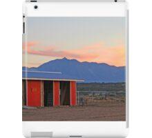 Red Barn Sunset iPad Case/Skin