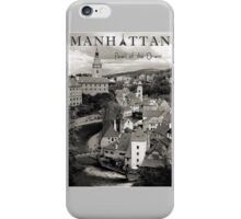 Manhattan - Pearl of the Orient iPhone Case/Skin