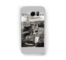 Manhattan - Pearl of the Orient Samsung Galaxy Case/Skin