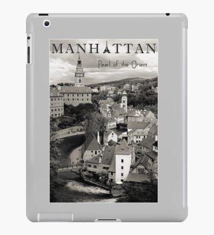 Manhattan - Pearl of the Orient iPad Case/Skin