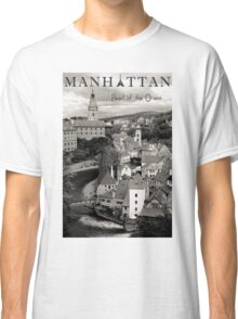 Manhattan - Pearl of the Orient Classic T-Shirt