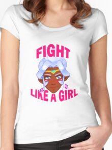 Voltron Allura Women's Fitted Scoop T-Shirt
