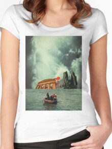 We Are All Fishermen Women's Fitted Scoop T-Shirt