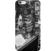 The Bicycle Shop iPhone Case/Skin