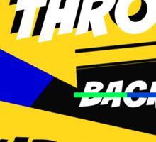 Throwback Thursday Sticker