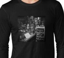 The Bicycle Shop Long Sleeve T-Shirt