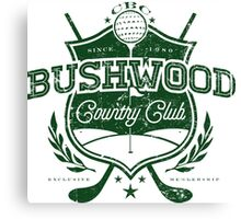 Bushwood Country Club Canvas Print
