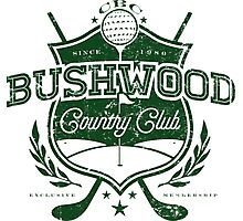 Bushwood Country Club Photographic Print
