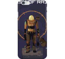 Risk of Rain commando! iPhone Case/Skin