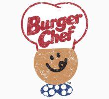 Burger Chef One Piece - Short Sleeve