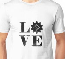 For the Love of Steampunk Unisex T-Shirt