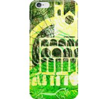 Architecture And Anthropology iPhone Case/Skin