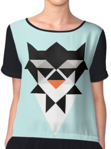Emperor Penguin Chiffon Top