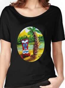 Crazy TiKi #1 Women's Relaxed Fit T-Shirt