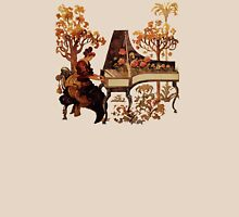 Harpsichord beautiful ornamental design! Unisex T-Shirt