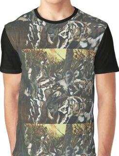 Lycaon pictus Graphic T-Shirt
