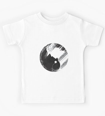 When Two Worlds Collide Kids Tee