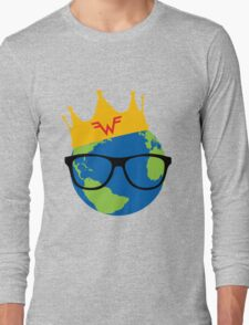 Weezer - King of The World Long Sleeve T-Shirt