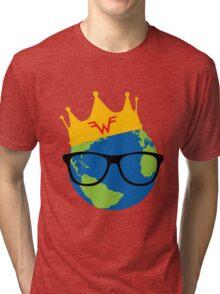 Weezer - King of The World Tri-blend T-Shirt