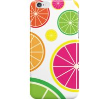 Fruity frusion iPhone Case/Skin