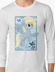 Winter Wrap Up Long Sleeve T-Shirt