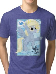 Winter Wrap Up Tri-blend T-Shirt