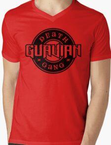 Guavian Death Gang Mens V-Neck T-Shirt