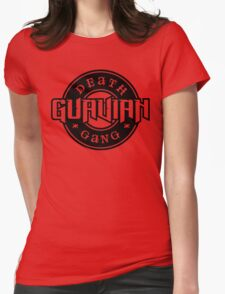 Guavian Death Gang Womens Fitted T-Shirt