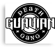 Guavian Death Gang Canvas Print