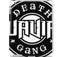 Guavian Death Gang iPad Case/Skin