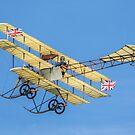 1911 Roe V Triplane replica G-ARSG by Colin Smedley