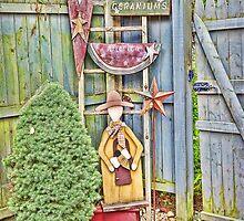 Garden decorations by vigor