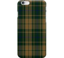 01063 Confederate Infantry Military Tartan  iPhone Case/Skin