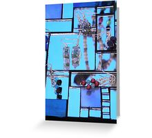 Jewellery  in The Mirror Greeting Card