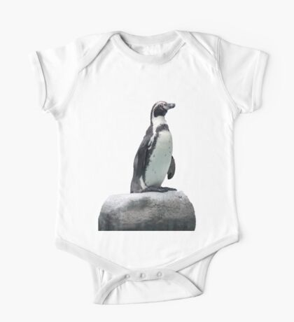 Penguin on a Rock One Piece - Short Sleeve
